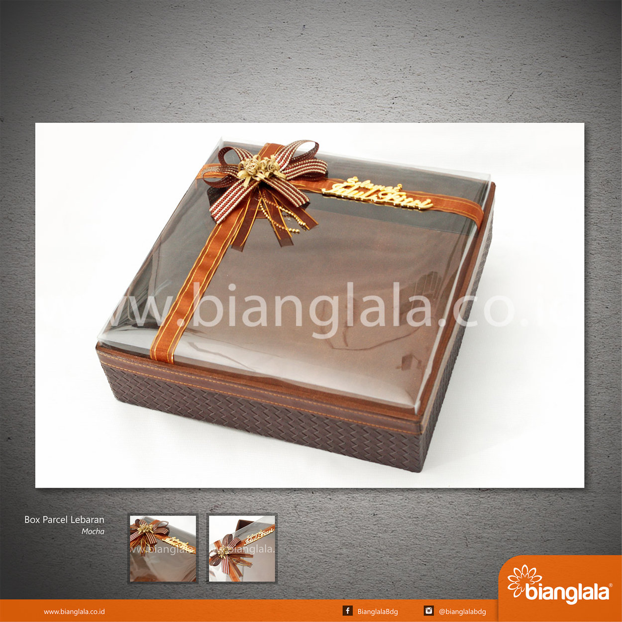 [01] Box Parcel Lebaran Mocha 1