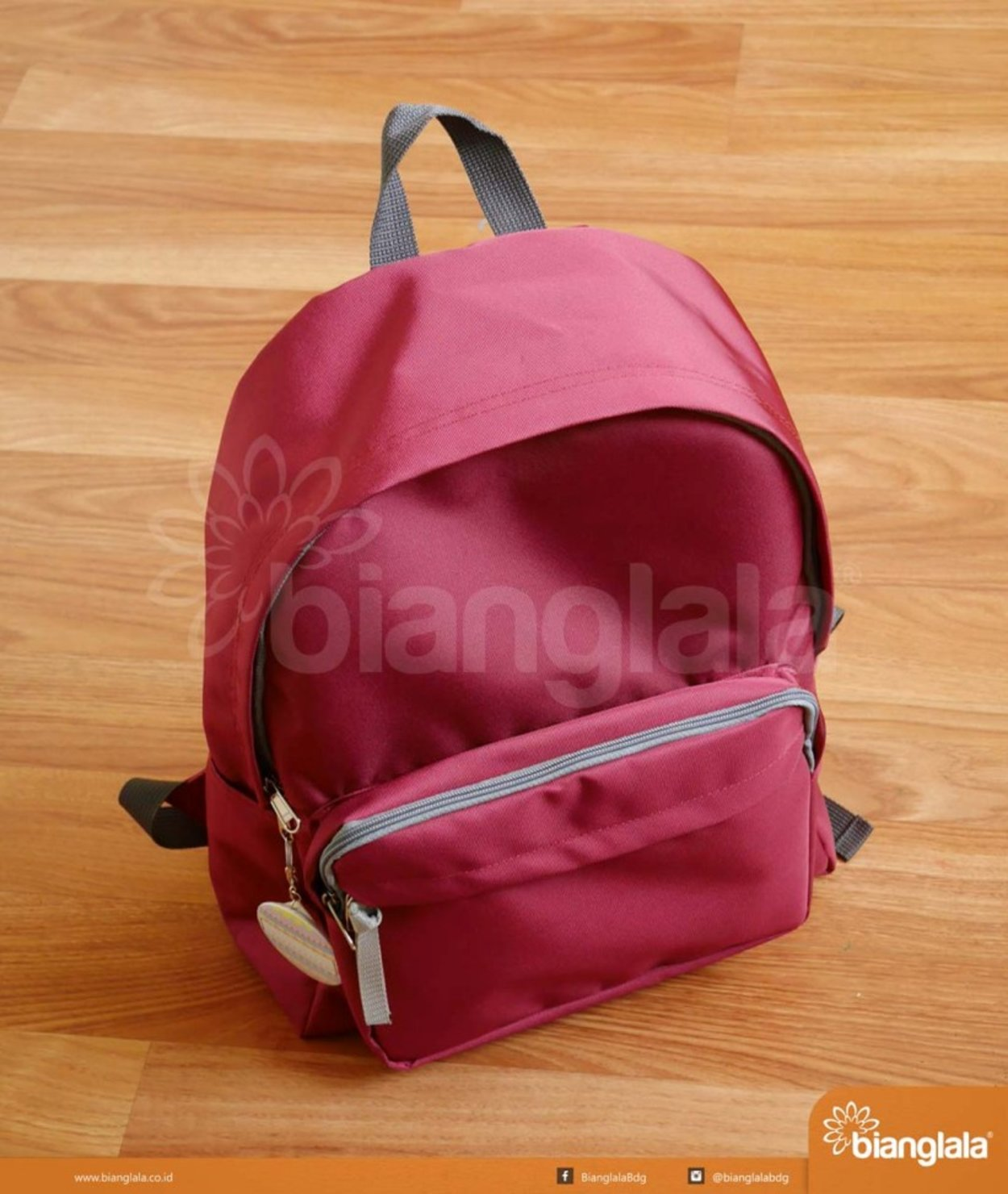 backpack pink4