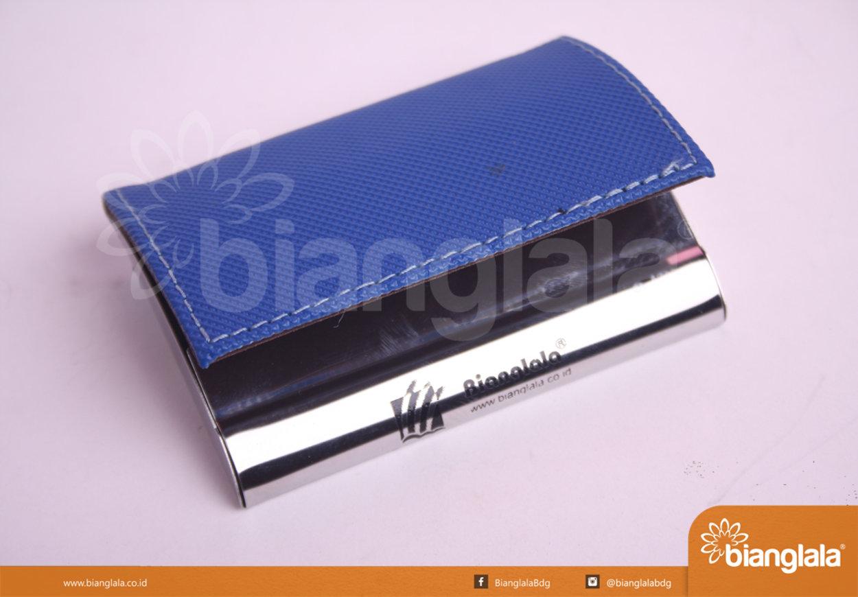 card holder (biru)