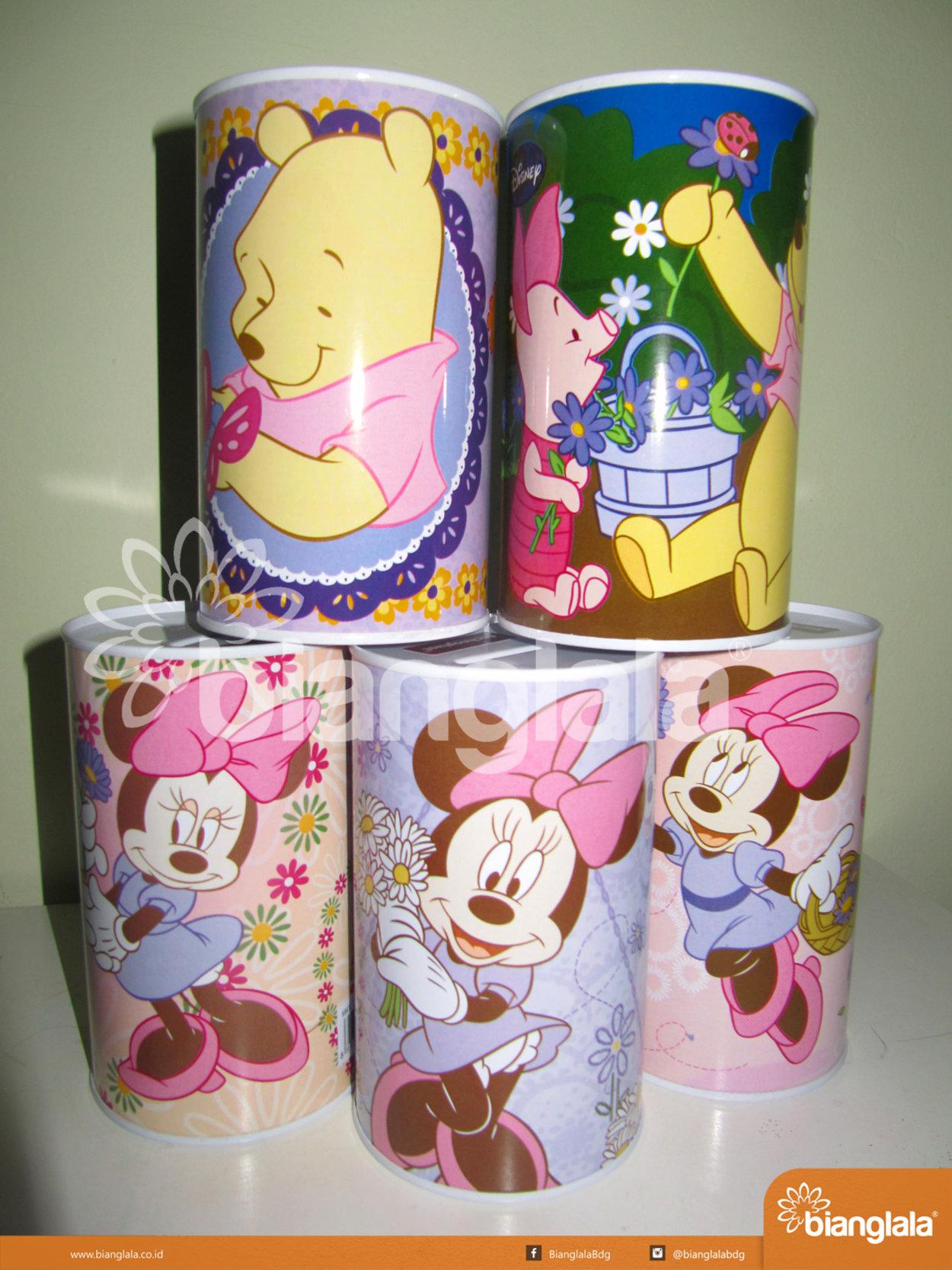 celengan minie mouse winnie d pooh1