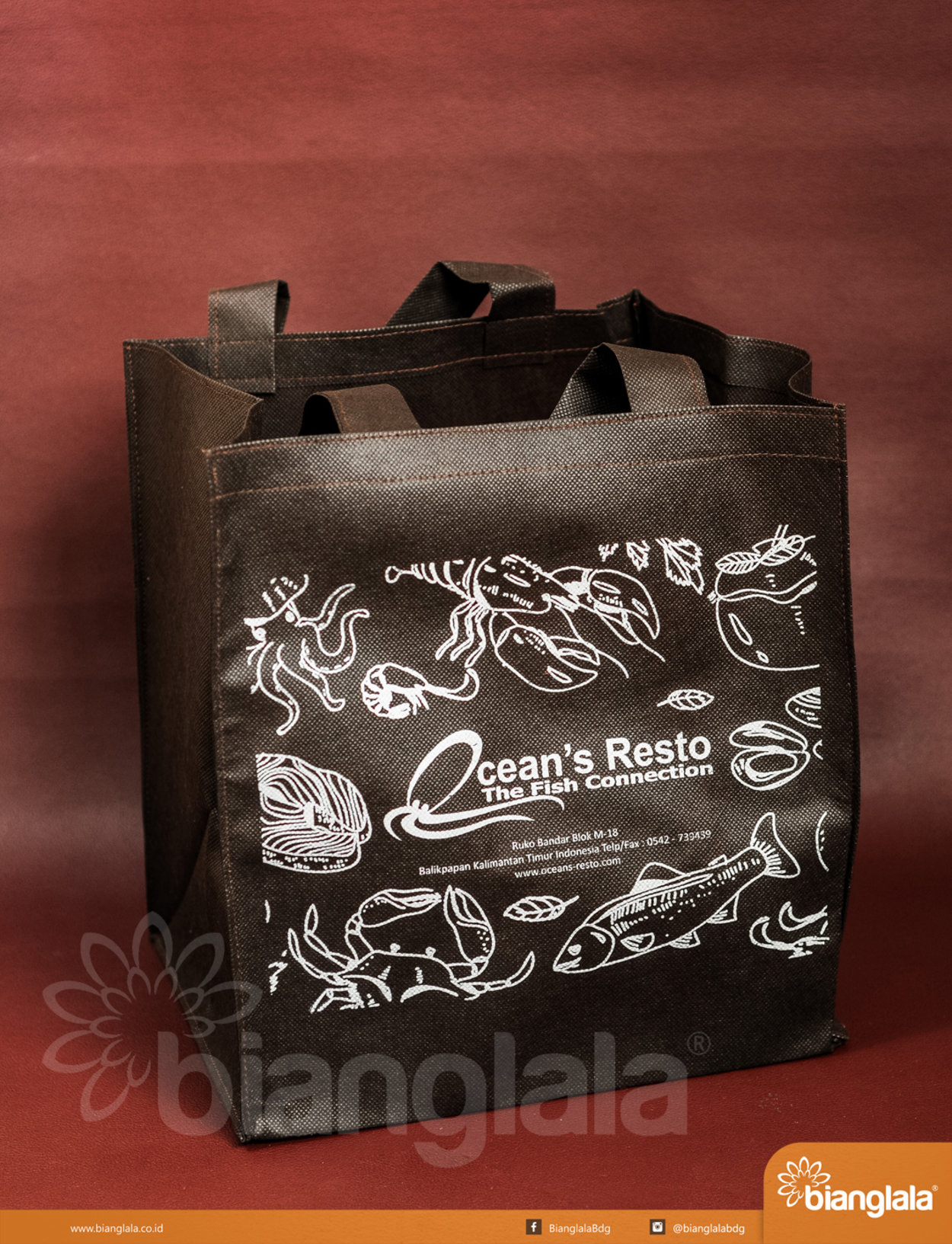 goodie bag ocean's resto