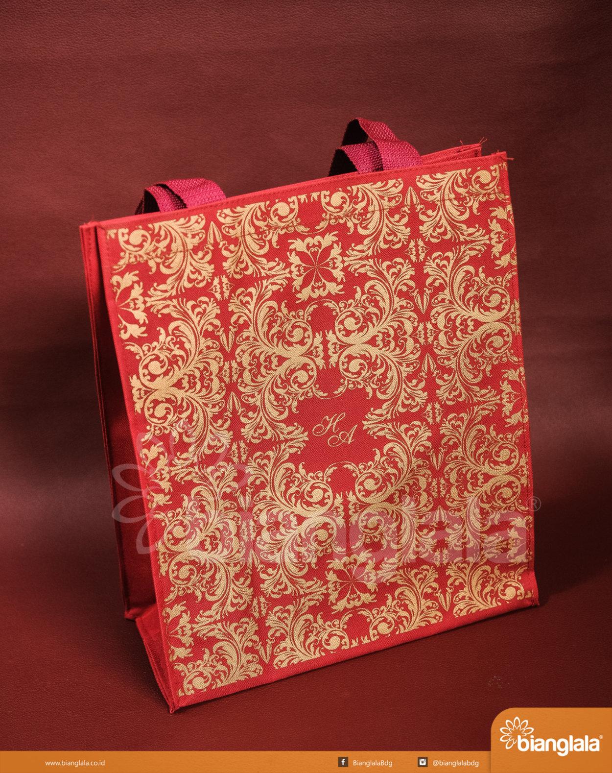 goodie bag wedding souvenir 1