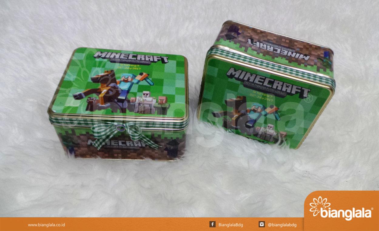 kaleng kotak minecraft