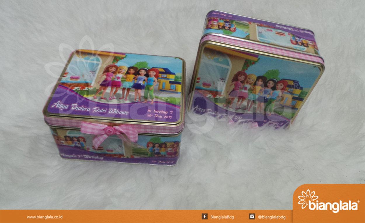 kaleng kotak transformer legofriends