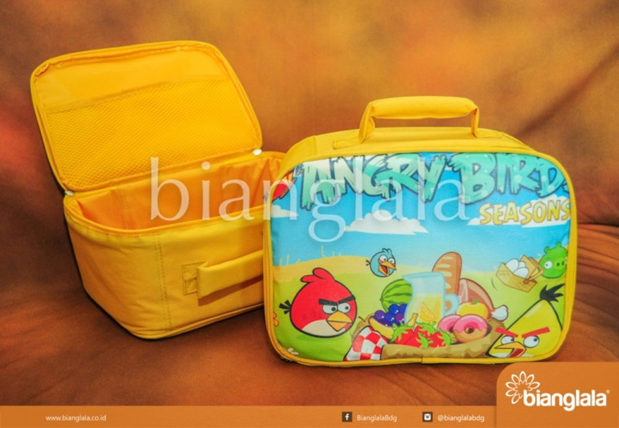 lunch box angry birds