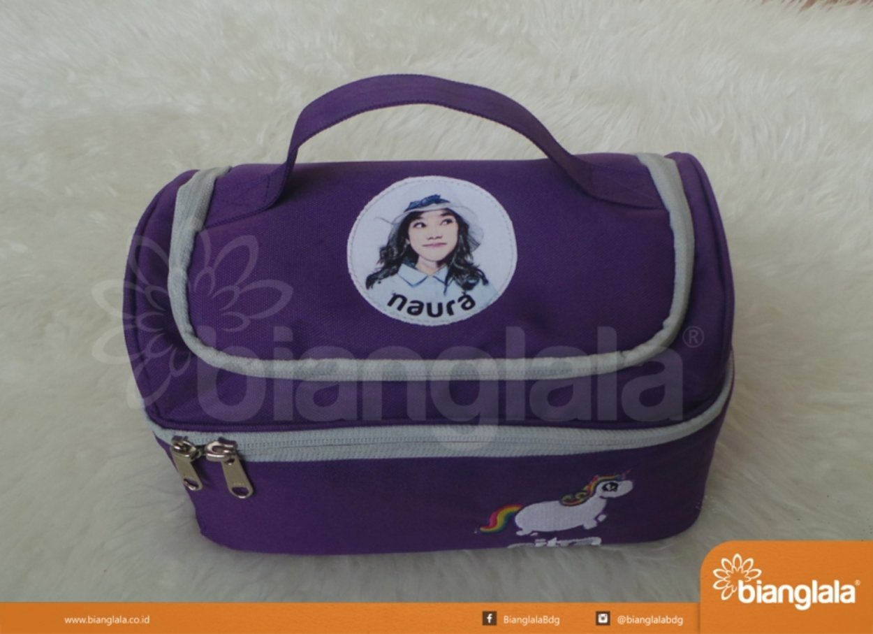 lunch box ungu c