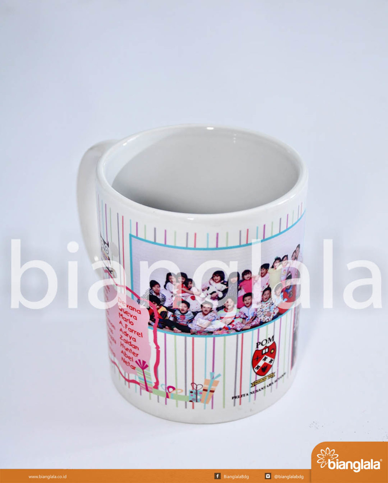 mug perpisahan kls2