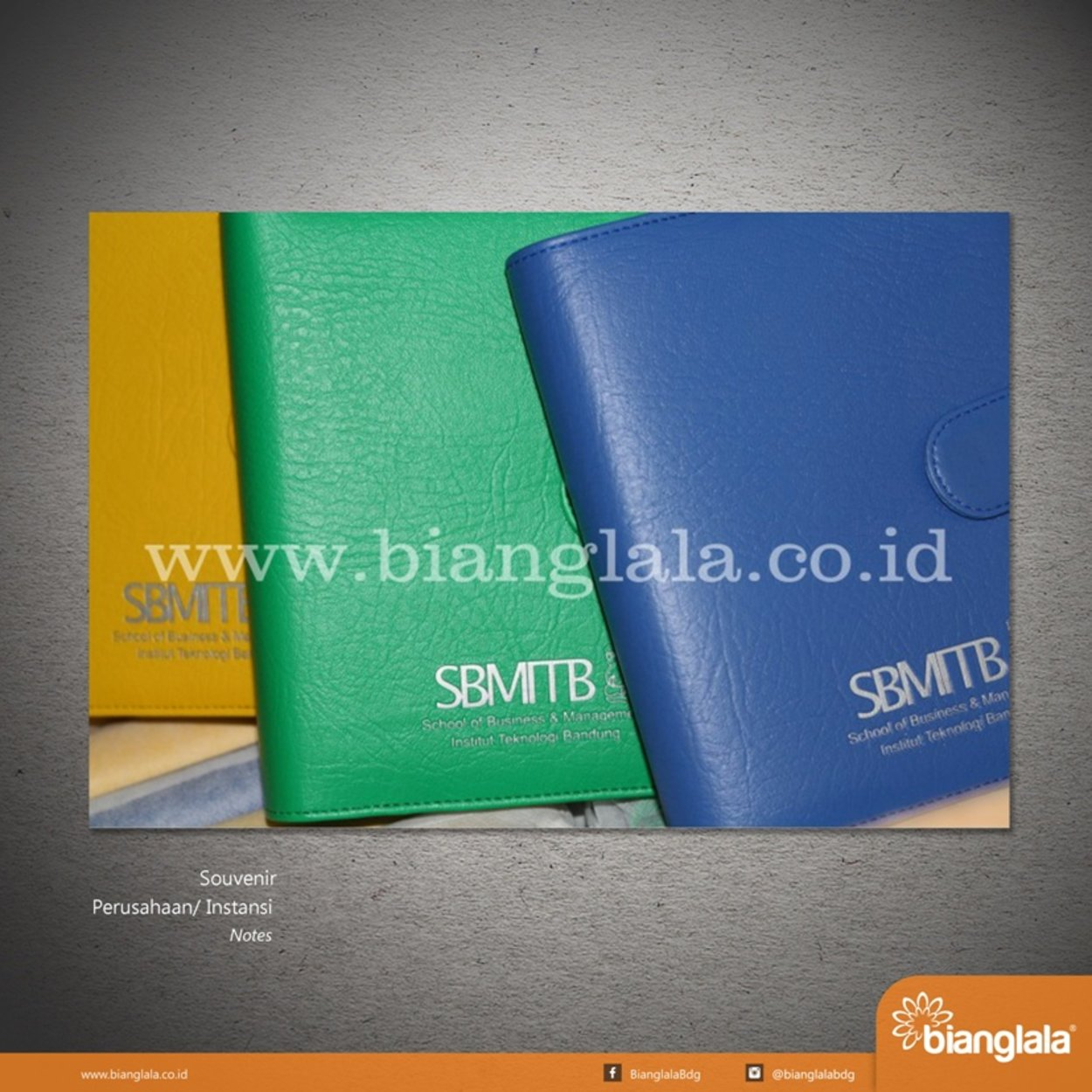 notes sbm itb2