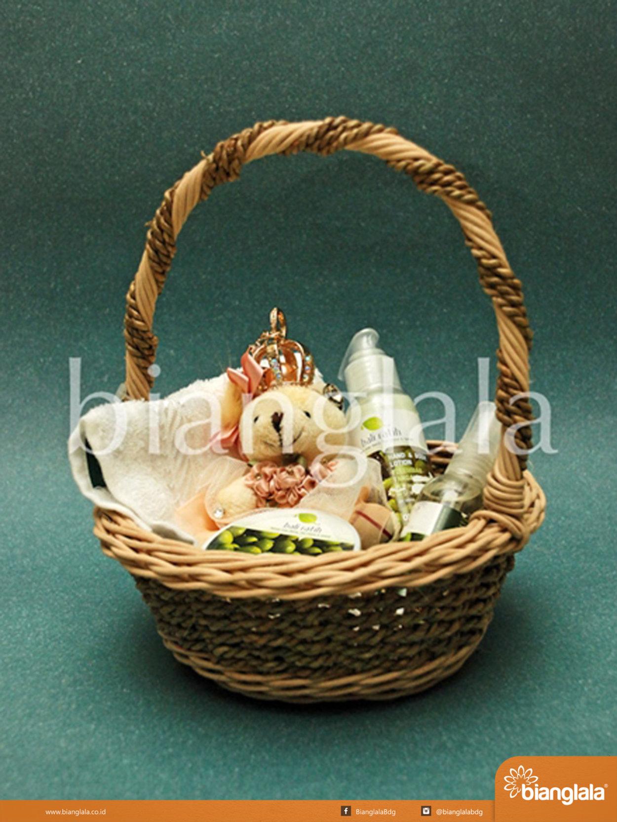 paket souvenir siraman