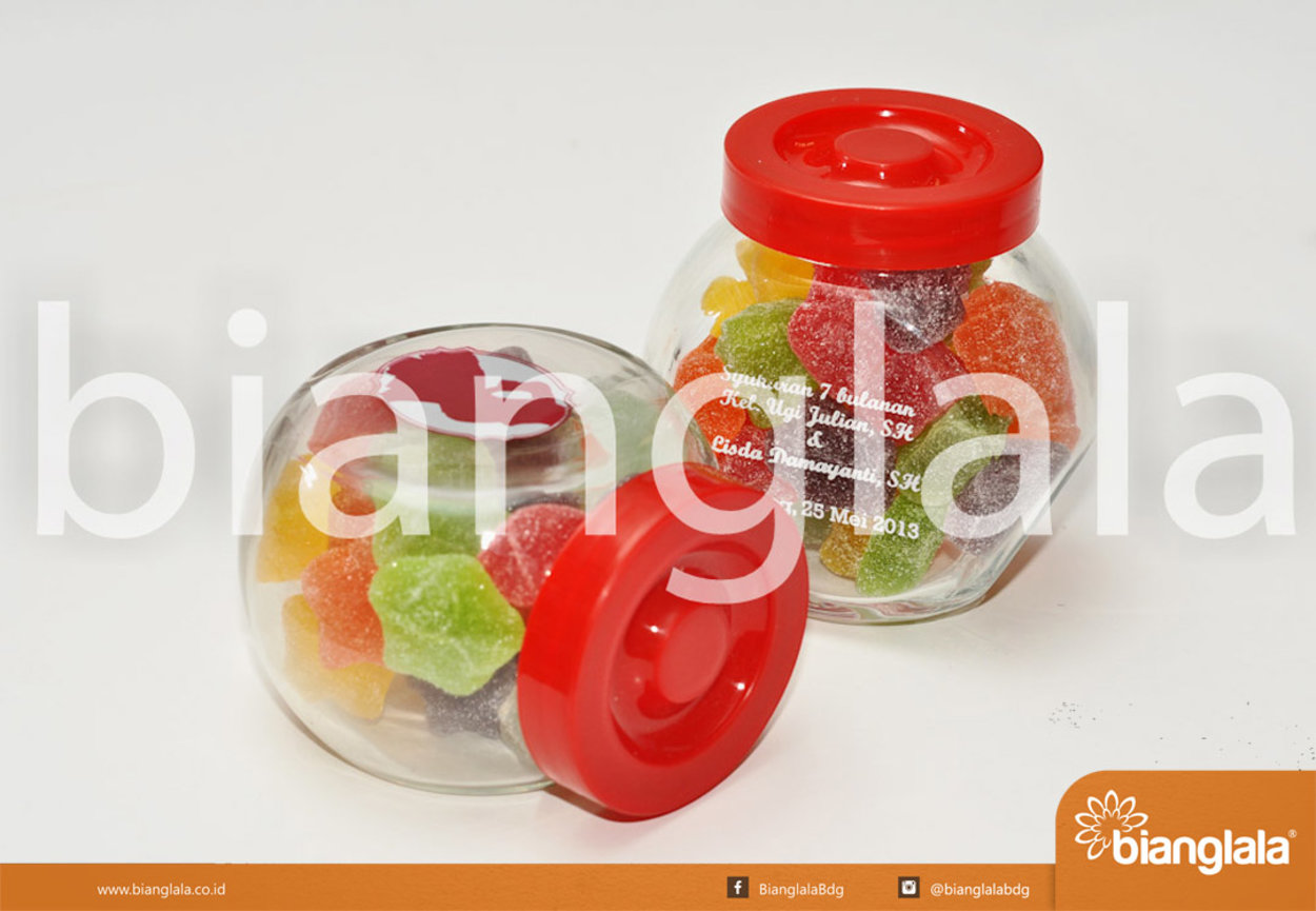 stoples isi jelly  (7 bulanan) 1