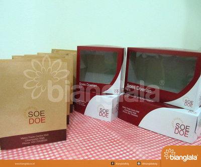 box paper bag soes durian