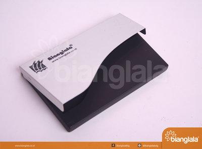 card holder (black silver)