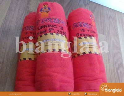 handuk besar Fruschia IG