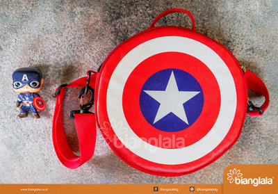 lunch box selempang super heroes1