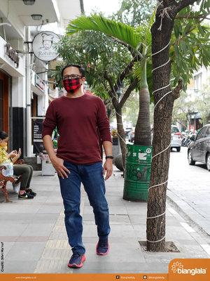 masker (Irvan Hilmi)