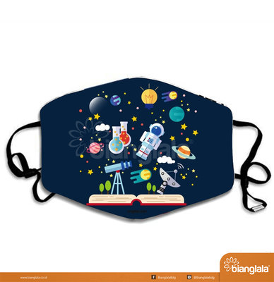 masker outer space4a