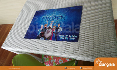 MOUSE PAD FROZEN
