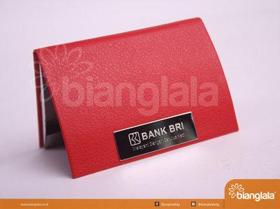 notes cover kulit bank BRI
