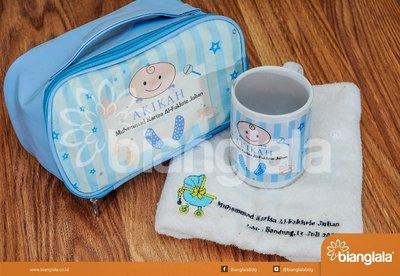 paket souvenir akikah