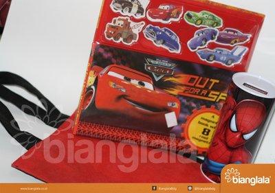 paket souvenir cars