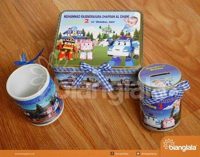 paket souvenir roboco police