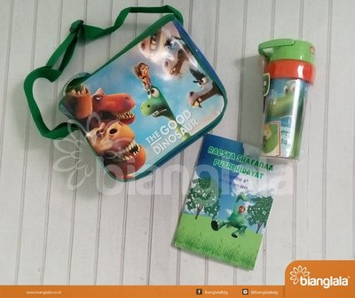 paket souvenir The good Dino1