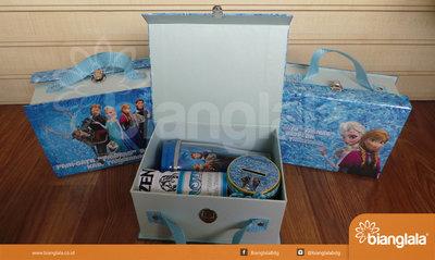 paket souvenir ultah frozen