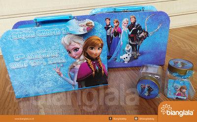 paket ultah Frozen 3a
