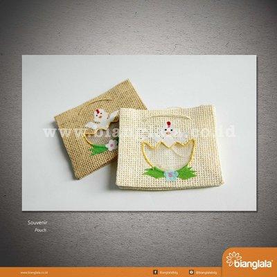 pouch telur ayam