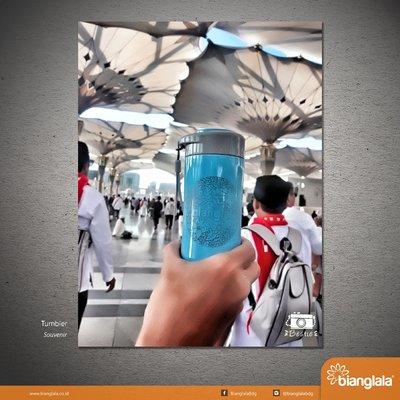 tumbler in Mecca