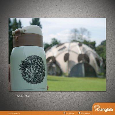 tumbler mini at kebun Raya Bogor