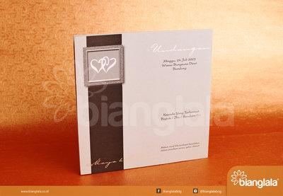 undangan pernikahan soft cover 6a