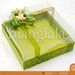 gift box segi empat hijau 2