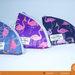pouch bag mini flamingo