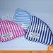 pouch bag mini striped 1
