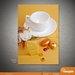 tea set putih polos