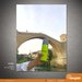 tumbler at stari most bridge bosnia