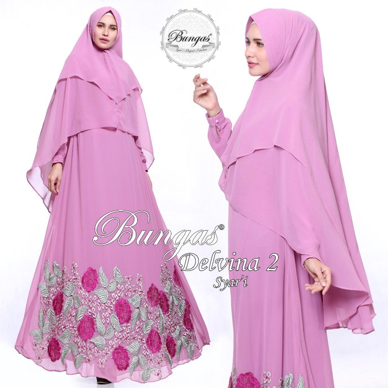 Delvina2 pink