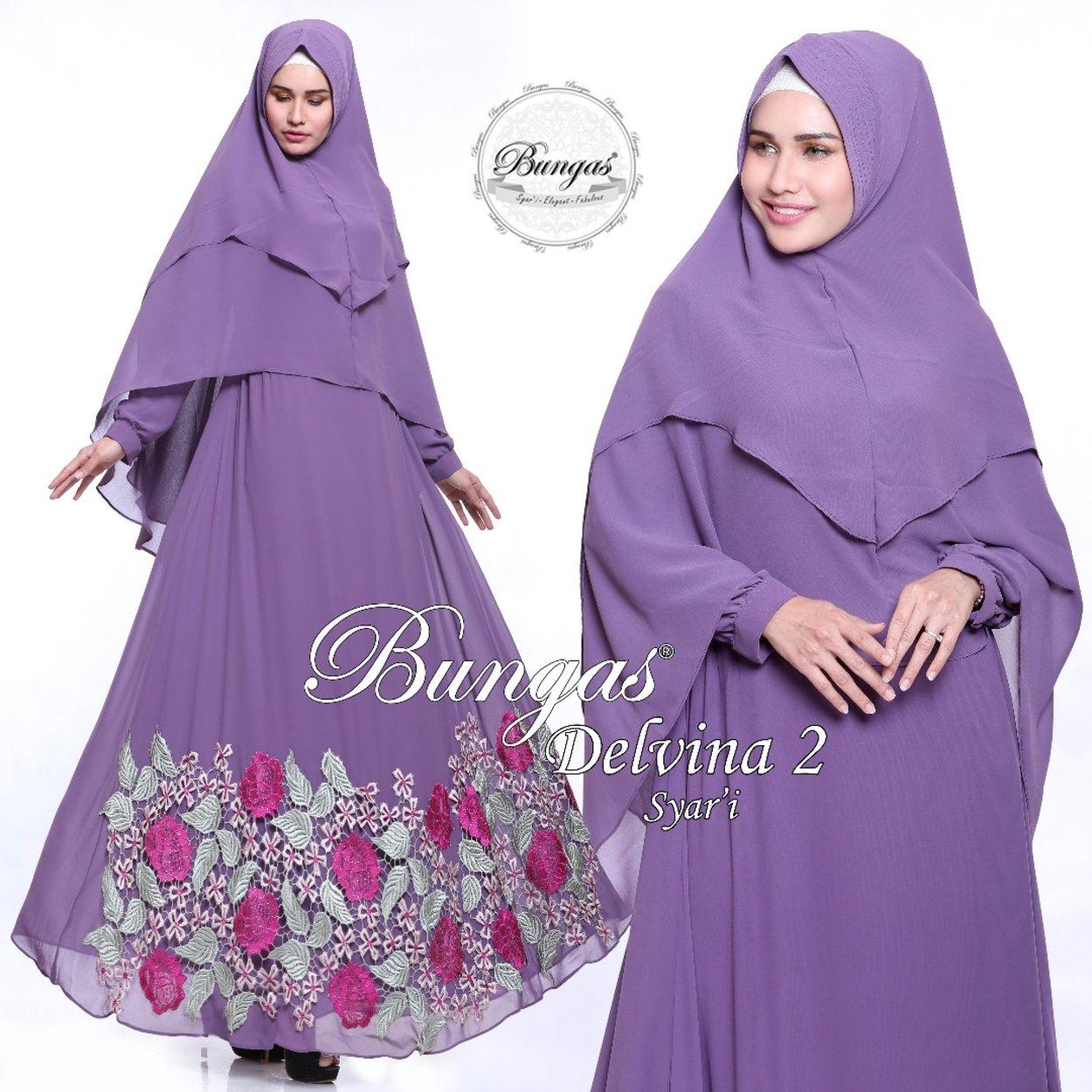 Delvina2 ungu
