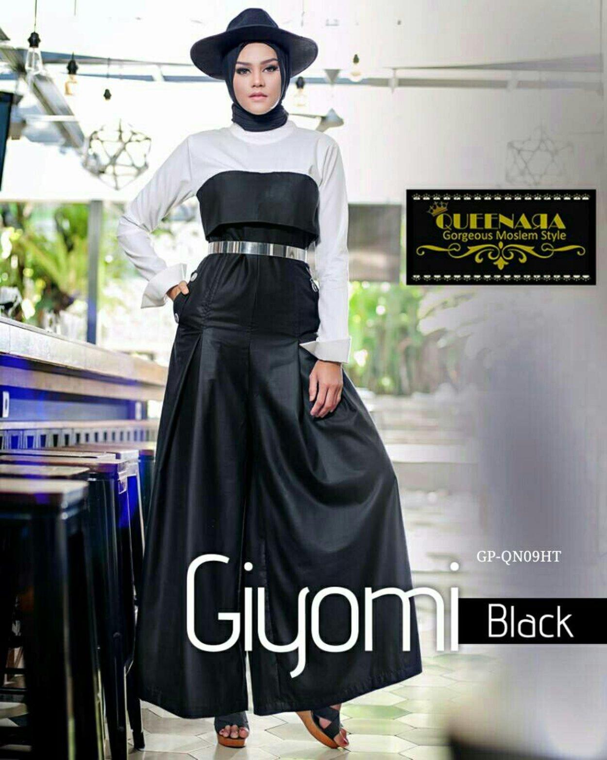Giyomi hitam