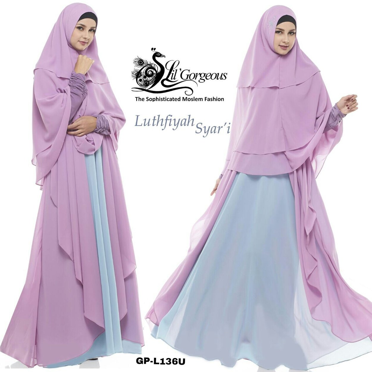Luthfiyah ungu