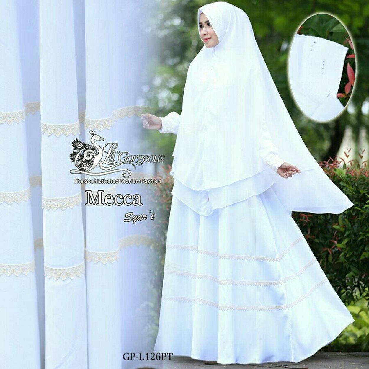 Mecca white
