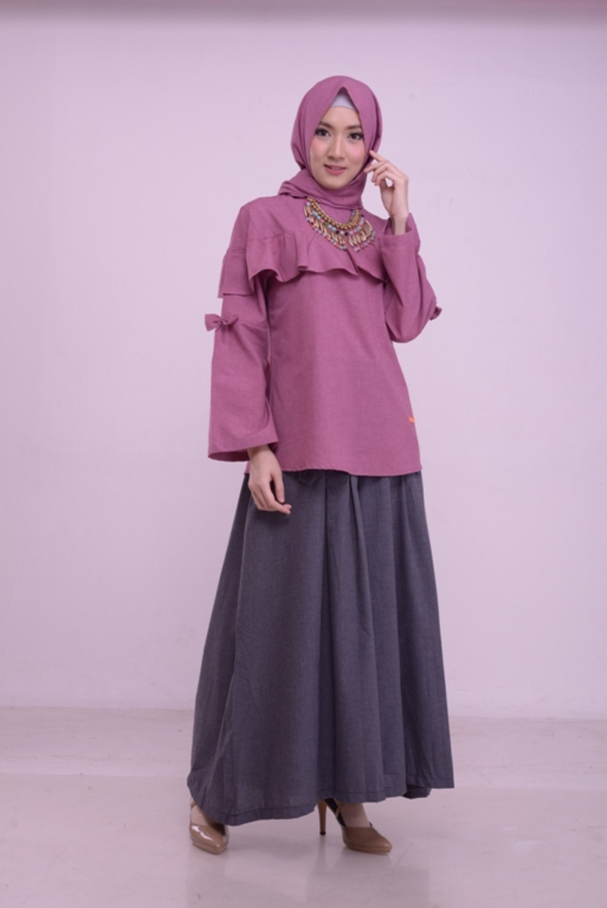 NKS 07 DUSTY PINK