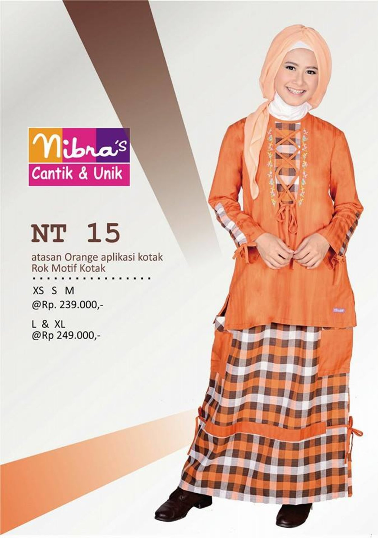 nt 15 orange