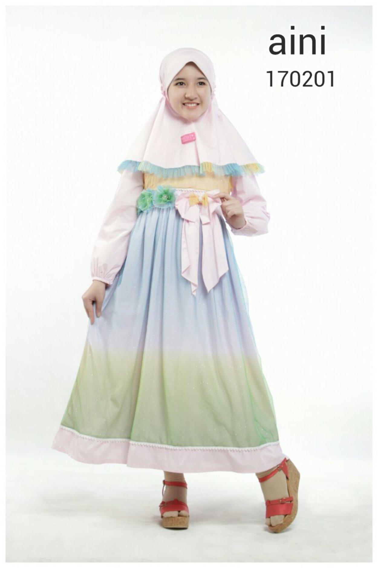 Baju anak muslim gitapelangi