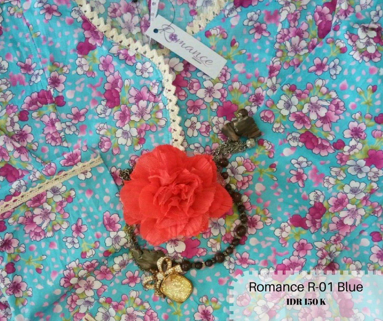 Romance biru