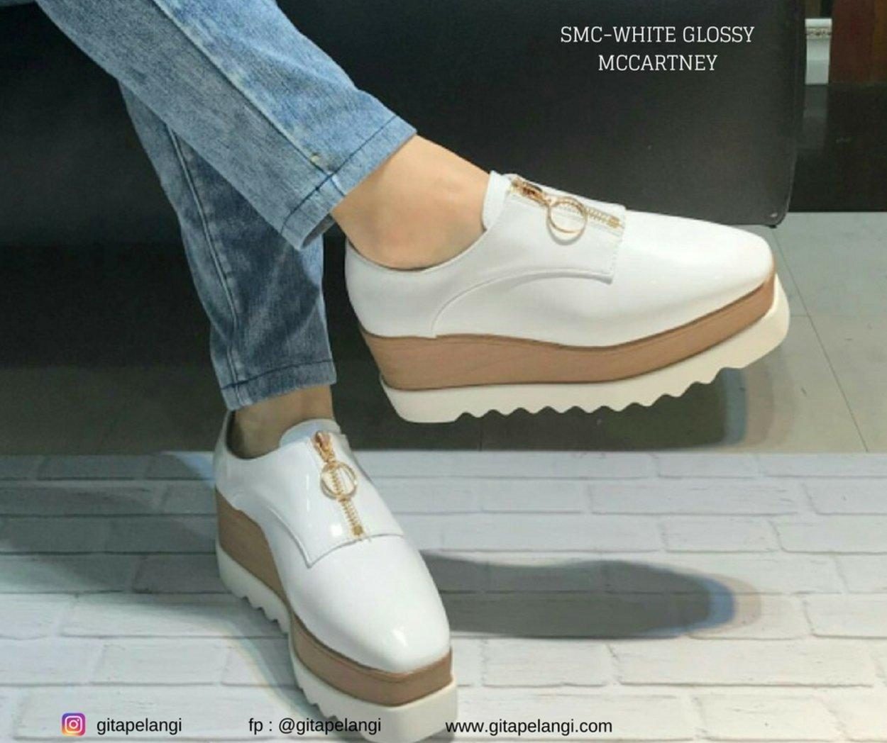 SMC WHITE GLOSSY
