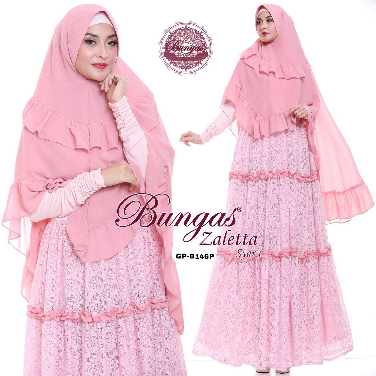 Zaletta pink