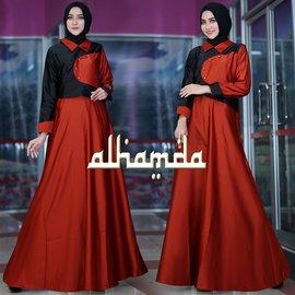 Alhamda merah
