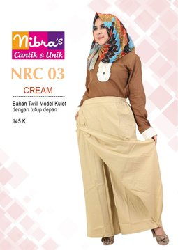 NRC03 CREAM
